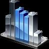 cégalapítás statisztika 2010-2014.... fővárosi eloszlással...