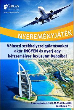 Székhelyszolgáltatás és utazás DUBAI-ba, rendelj székhelyszolgálatot és utazz a Közel-kelet New York-jába!