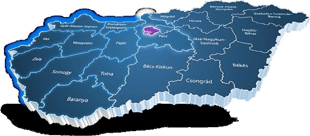 Teljes országos lefedettség 2015 év végére cégalapításban és székhelyszolgáltatásban, minden megyében Magyarországon kirendeltség. Székhelyszolgáltatással ügyintézés vidéken is!