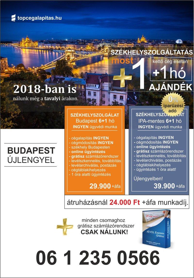 székhelyszolgáltatás Budapesten és Újlengyelben